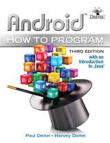 9780134444307-0134444302-Android How to Program (3rd Edition)