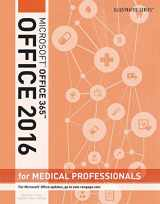 9781305878570-1305878574-Illustrated Microsoft Office 365 & Office 2016 for Medical Professionals, Loose-leaf Version