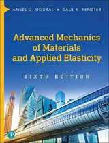 9780134859286-0134859286-Advanced Mechanics of Materials and Applied Elasticity (6th Edition) (Prentice Hall International Series in the Physical and Chemical Engineering Sciences)