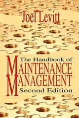 9780831133894-0831133899-Handbook of Maintenance Management