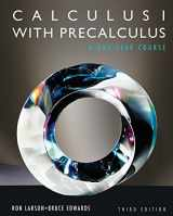 9780840069122-084006912X-Student Solutions Manual: Calculus I with Precalculus, 3rd