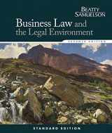 9781285860381-1285860381-Business Law and the Legal Environment