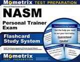 9781610721912-1610721918-Flashcard Study System for the NASM Personal Trainer Exam: NASM Test Practice Questions & Review for the National Academy of Sports Medicine Board of Certification Examination (Cards)