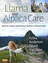 9781437723526-1437723527-Llama and Alpaca Care: Medicine, Surgery, Reproduction, Nutrition, and Herd Health