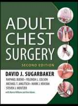 9780071781893-0071781897-Adult Chest Surgery, 2nd edition