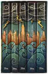 9781423141891-142314189X-Percy Jackson and the Olympians Hardcover Boxed Set
