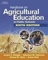 9781418039936-1418039934-Handbook on Agricultural Education in Public Schools