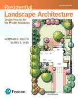 9780134602806-0134602803-Residential Landscape Architecture: Design Process for the Private Residence (7th Edition) (What's New in Trades & Technology)
