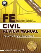 9781591264392-1591264391-FE Civil Review Manual