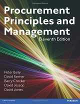 9781292016016-1292016019-Procurement, Principles & Management (11th Edition)