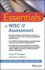 9781118980873-1118980875-Essentials of WISC-V Assessment (Essentials of Psychological Assessment)