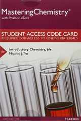 9780134565927-0134565924-Mastering Chemistry with Pearson eText -- Standalone Access Card -- for Introductory Chemistry (6th Edition)
