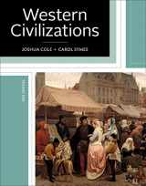 Western Civilizations: Their History & Their Culture (Nineteenth Edition)  (Vol. 1)