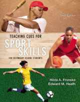 9780321935151-0321935152-Teaching Cues for Sport Skills for Secondary School Students (6th Edition)