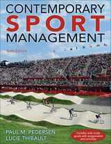 9781492550952-1492550957-Contemporary Sport Management