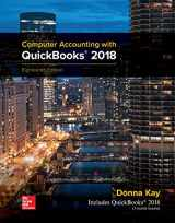9781260496291-1260496295-MP Computer Accounting with QuickBooks 2018