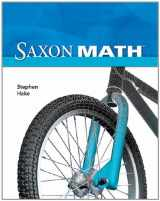 9780547625867-0547625863-Saxon Math Intermediate 3: Complete Kit