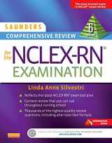 9781455727551-1455727555-Saunders Comprehensive Review for the NCLEX-RN Examination (Saunders Comprehensive Review for NCLEX-RN)