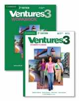 9781107621879-1107621879-Ventures Level 3 Value Pack (Student's Book with Audio CD and Workbook with Audio CD)