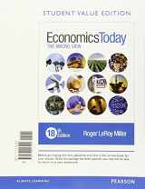 Economics Today: The Macro View, Student Value Edition (18th Edition)