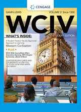 9781111342548-1111342547-WCIV, Volume II (with Review Cards and History CourseMate with eBook, Wadsworth Western Civilization Resource Center 2-Semester Printed Access Card)