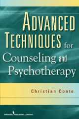 9780826104502-0826104509-Advanced Techniques for Counseling and Psychotherapy