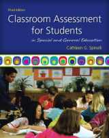 9780137050130-0137050135-Classroom Assessment for Students in Special and General Education (3rd Edition)