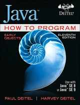 9780134743356-0134743350-Java How to Program, Early Objects (11th Edition) (Deitel: How to Program)