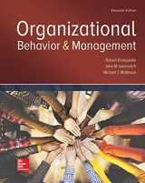 ORGANIZATIONAL BEHAVIOR & MANAGEMENT 11