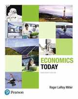 Economics Today, Student Value Edition Plus MyEconLab with Pearson eText -- Access Card Package (19th Edition)