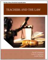 9780133564464-0133564460-Teachers and the Law (9th Edition) (Allyn & Bacon Educational Leadership)
