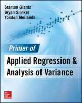 9780071824118-0071824111-Primer  of Applied Regression & Analysis of Variance 3E