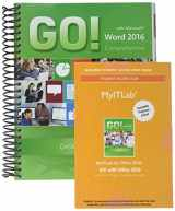 9780134572093-0134572092-GO! with Microsoft Word 2016 Comprehensive; MyLab IT with Pearson eText -- Access Card -- for GO! with Office 2016