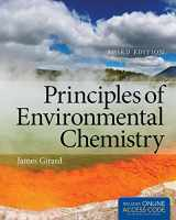 9781449693527-1449693520-Principles of Environmental Chemistry