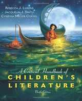 9780137056385-0137056389-A Critical Handbook of Children's Literature (9th Edition)