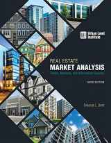 9780874204285-0874204283-Real Estate Market Analysis: Trends, Methods, and Information Sources, Third Edition