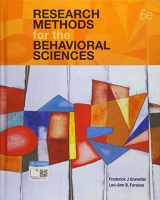 9781337613316-1337613312-Research Methods for the Behavioral Sciences
