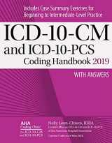 9781556484377-1556484372-ICD-10-CM and ICD-10-PCS Coding Handbook, with Answers, 2019 Rev. Ed.