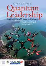 9781284110777-128411077X-Quantum Leadership:Creating Sustainable Value In Healthcare