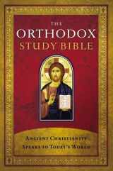 NKJV, The Orthodox Study Bible, Hardcover, Red, Full Color: Ancient Christianity Speaks to Today's World