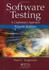 9781466560680-1466560681-Software Testing: A Craftsman's Approach, Fourth Edition
