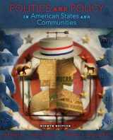 9780205251599-0205251595-Politics and Policy in American States & Communities (8th Edition)