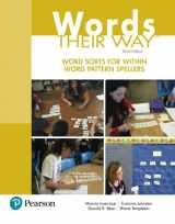 Words Their Way: Word Sorts for Within Word Pattern Spellers (3rd Edition) (Words Their Way Series)