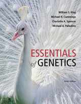 Essentials of Genetics Plus MasteringGenetics with eText -- Access Card Package (9th Edition)