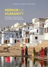 Mirror for Humanity: A Concise Introduction to Cultural Anthropology 10/e