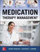 Medication Therapy Management, Second Edition