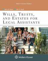 9781454851219-145485121X-Wills, Trusts, and Estates for Legal Assistants (Aspen College)