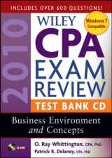 Wiley CPA Exam Review 2010 Test Bank CD - Business Environment and Concepts
