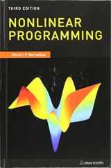 9781886529052-1886529051-Nonlinear Programming: 3rd Edition