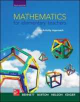 9781259298387-1259298388-MATHEMATICS F/ELEM.TEACH.:ACTIV.APPR.